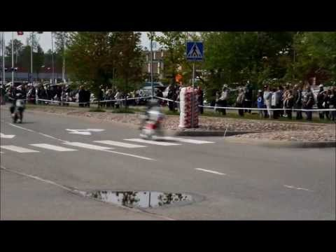 Kotkan Ajo 2010 - TT Motorcycle Event