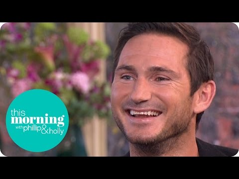 Newlywed Frank Lampard Describes Married Life | This Morning