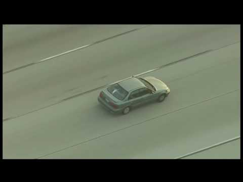 WATCH  Wild Police Chase In LA That Ends In Deadly Shooting