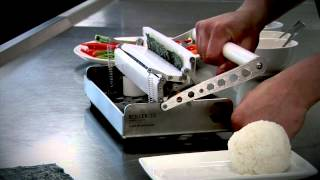 Roller-35 Sushi Rolling Machine by Sushi Machines UK