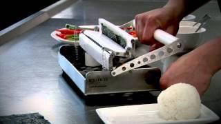 Roller-35 Sushi Rolling Machine by Sushi Machines UK