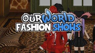 OURWORLD | FASHION SHOW (w/ Kayli)