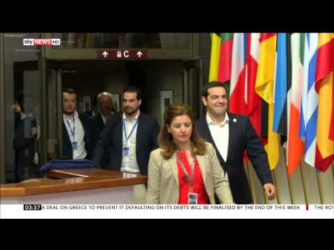 Philip Pangalos Discusses The Ongoing Negotiations Between EU and Greece Over Debt Repayments