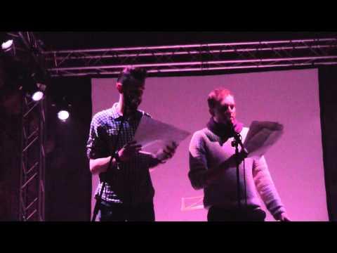 Hidden Door Camarade poetry - Anthony Autumn & Graeme Smith