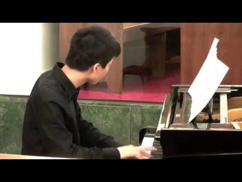 Бах Иоганн Себастьян - BWV 911 - Токката (до минор)