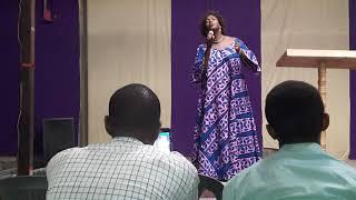 Ben&Chance muri concert ya voice Nairobi