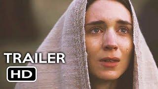 Mary Magdalene Official Trailer #1 (2018) Rooney Mara, Joaquin Phoenix Drama Movie HD