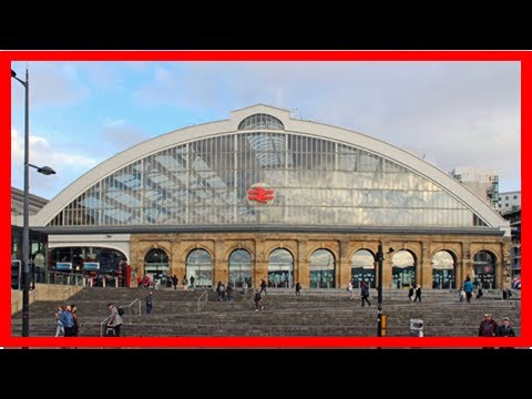 Breaking News | Major Liverpool train station CLOSES for TWO MONTHS – starting from today