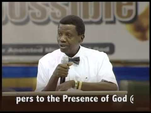 WITH GOD ALL THINGS ARE POSSIBLE by Pastor E. A. Adeboye