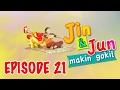 "Jin dan Jun Makin Gokil Episode 21 ""Merica Flu Dahsyat"" - Part 3"