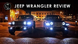 2019 Jeep JL Wrangler Review | Trying To Understand