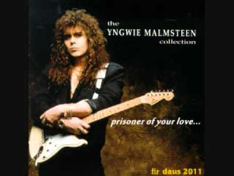 Yngwie Malmsteen - Prisoner Of Your Love Hq.wmv video