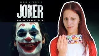 Reacción al trailer: JOKER MOVIE🤡🔪