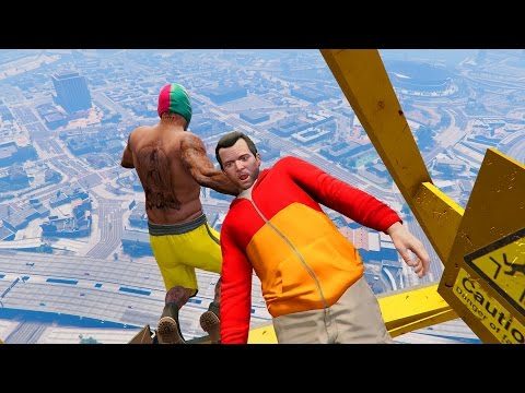 GTA 5 Crazy & Fail Compilation #9 (GTA V Funny Moments)