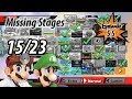 Yay Super Smash Bros! Ep55 - All Missing Stages and Which ones are likely to Return