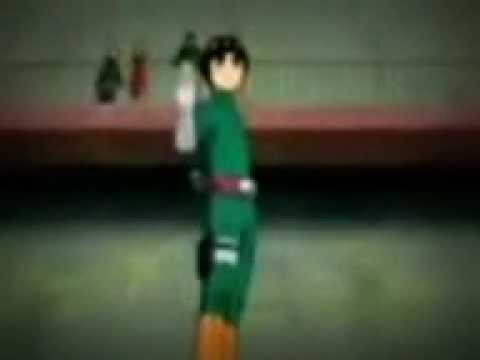 Naruto Vs Dragonball video