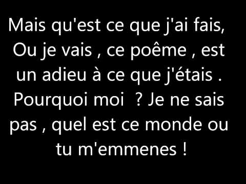 ~ Amel Bent : Où je vais Paroles ♪