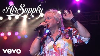 Air Supply - All Out Of Love (Live in Hong Kong)
