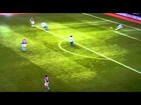 Sulley Muntari wonder goal v Aston Villa