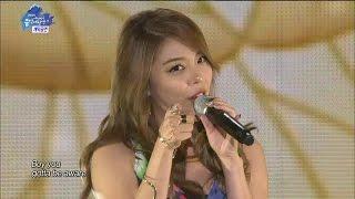 【TVPP】Ailee - I Will Show You, 에일리 - 보여줄게 @ Korea Music Festival In Sokcho Live