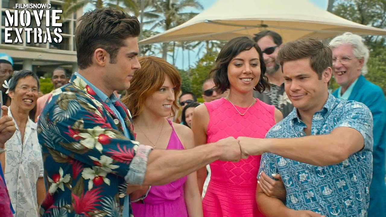 Mike and Dave Need Wedding Dates 'Inspired By A True Story' Featurette (2016)