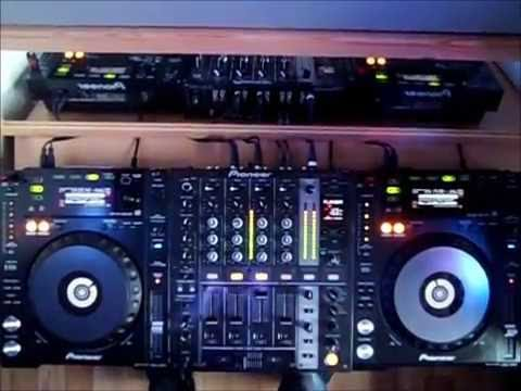 Dj Roughnoize On pioneer Cdj 850 k & Djm 700 k