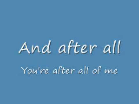 Dutton - After All