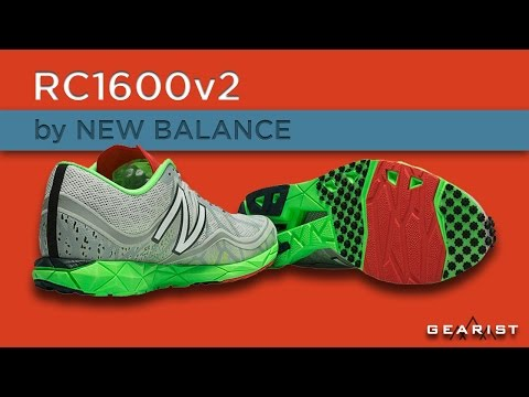 NEW BALANCE RC1600v2 RUNNING SHOE REVIEW – Gearist.com