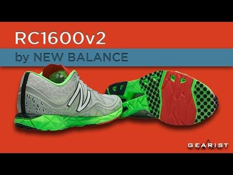 NEW BALANCE RC1600v2 RUNNING SHOE REVIEW – Gearist.com