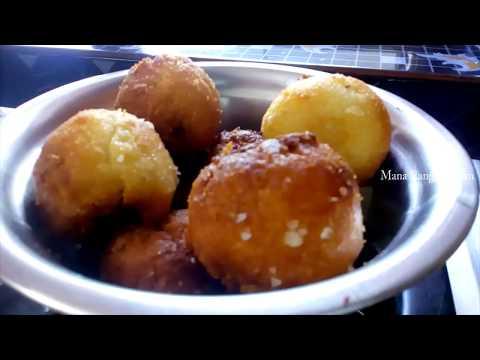 Pala Munjalu Sweet Recipe || Vinayaka Chavithi Special || By Mana Rangasthalam