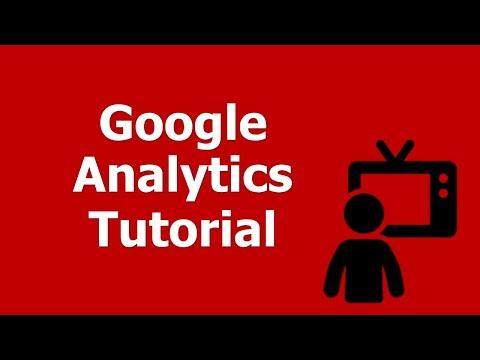 Google Analytics Tutorial - Understanding SEO Keywords in Google Analytics