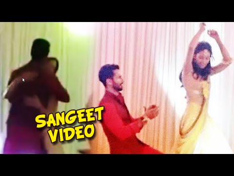 Leaked Video! Shahid Kapoor Hugs & Kisses Wife Mira Rajput at Sangeet Dance - Watch Now!