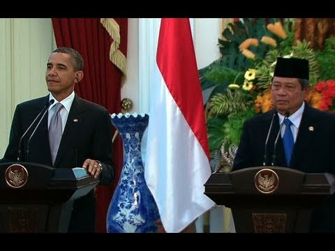 President Obama and President Yudhoyono Press Availability