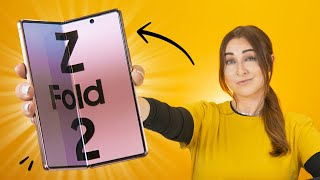 03. Samsung Galaxy Z Fold 2 | Top Features Tips & Tricks you MUST see!!