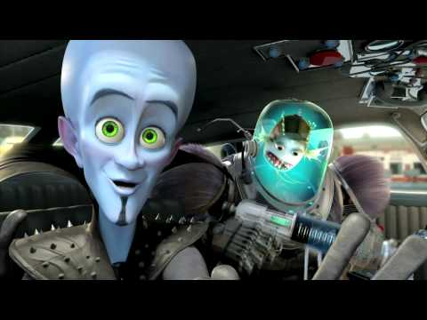 MegaMind (2010) Official Trailer