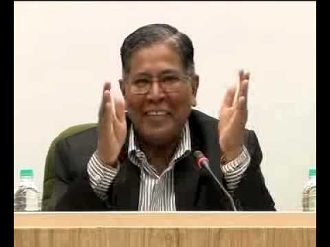 Sh K Rahman Khan, M/O Minority Affairs,interacted at NationalEditors'Conference-Part2