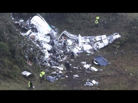 5 People Incredibly Survive Plane Crash That Killed 76 Including Soccer Stars