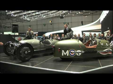Morgan 3 Wheeler Official Launch