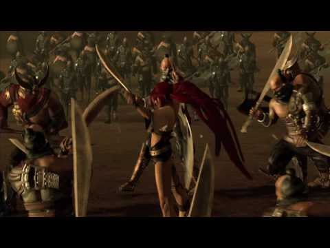 Tráiler de la película no oficial de Heavenly Sword (VIDEO)