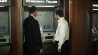 PTM Personal Teller Machine, case study