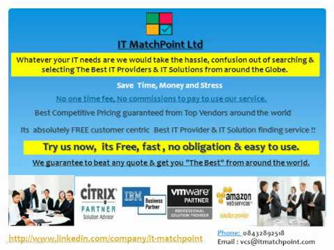 Compare The  Best and Cheapest Managed Colocation Providers