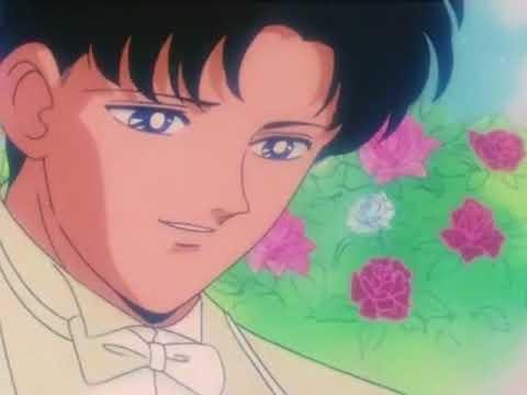 Sailor Moon-primer encuentro con el rey Endimión (cap 83)