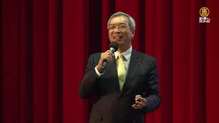 「面對險惡的2020、台灣如何妥善因應?」04:謝金河社長 - 美中貿易戰下的台灣經濟新定位