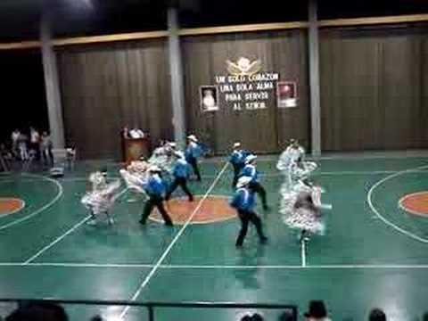 Baile tipico ecuatoriano , Alza que te han visto