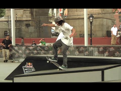 Manual Skate Contest Amateur Finals   Red Bull Manny Mania 2012