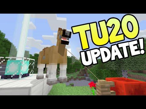 Minecraft (Xbox360/PS3) - TU20 UPDATE! - FULL CHANGELOG LIST!