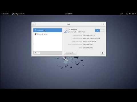 Configuración de la tarjeta de red (NIC) en Debian 8