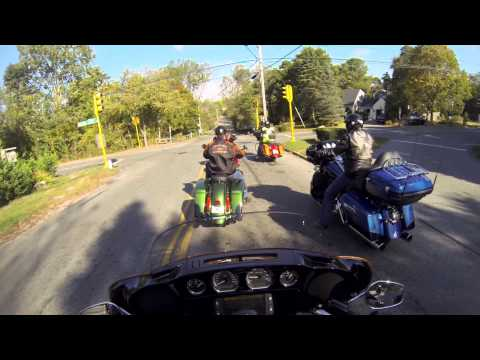 Test Riding the 2014 Harley Ultra Limited Electra Glide