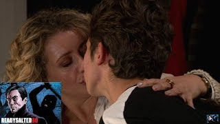 Emmerdale - Jacob Kisses Maya
