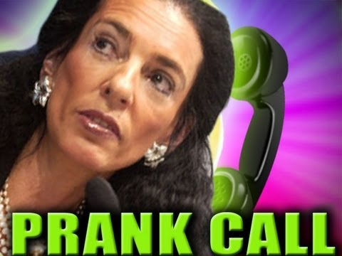 Old Lady Wants Sex! - Thanksgiving Prank Call -  Joyce Rothstien video
